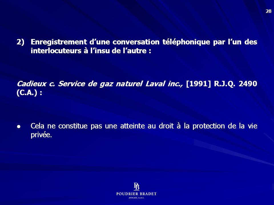 Mascouche (Ville de) c. Houle, [1999] R.J.Q. 1894 (C.A.), p. 1919 :